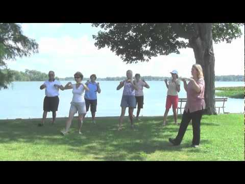 Mini Tai chi - Group Example (6 min)