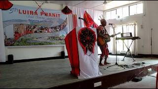 The 5th Luira Phanit 2017 Celebration of Guwahati Tangkhul
