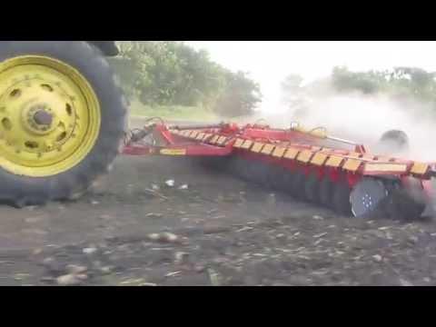 Борона дисковая БДМ-В КОРТЕС® 6х2  производства БДТ•АГРО