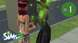 the sims 2 - #1 Как стать ведьмой?