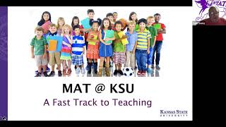 MAT at KSU - A Fast Track to Teaching
