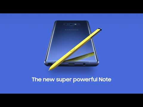 Galaxy Note 9 | #UNPACKED