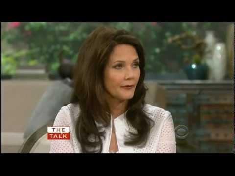 Lynda Carter on The Talk 2012