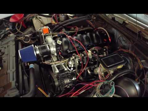 Repeat Third gen Chevrolet Camaro 89 iroc z ls swap stock lq4 6 0