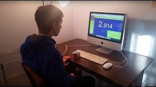 Feliks Zemdegs World Record 3x3 Scramble Executed in 2.914 Seconds