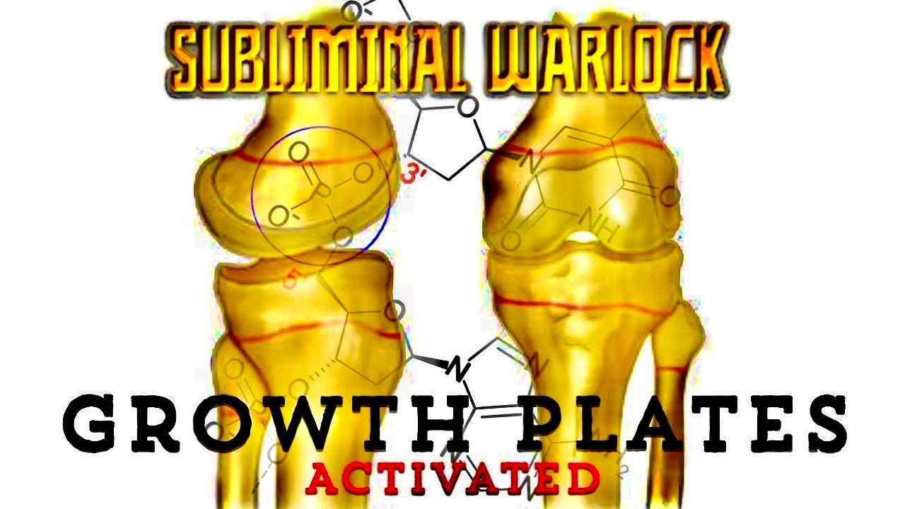 Activate Your Growth Plates In 1 Week Any Age Extremely Potent