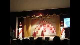 Харовск концерт Поют Саксина Нина и Тихомирова Любовь.
