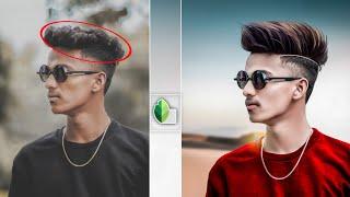 Snapseed Hair Style Editing | Snapseed Hair + White Face Photo Editing | Snapseed Cb Editing screenshot 2