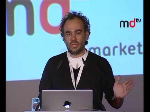 "Daniel Calabuig (DraftFCB) en ""The Future of Advertising"" de MarketingDirecto.com"