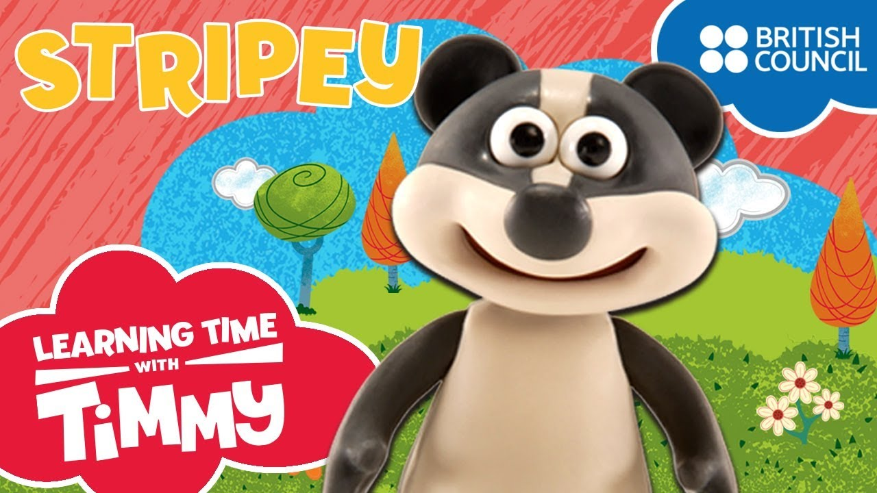 Meet Stripey | Learning Time with Timmy | Cartoons for Kids