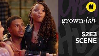 grown-ish Season 2, Episode 3   Crew Rules   Freeform