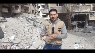 أخبار حصرية - الفصائل المعارضة تبدأ المرحلة الثانية لمعركة #دمشقوتسيطر على مواقع مهمة