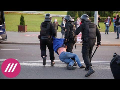 Первый день после инаугурации. Новые акции протеста в Беларуси и оправдания Лукашенко