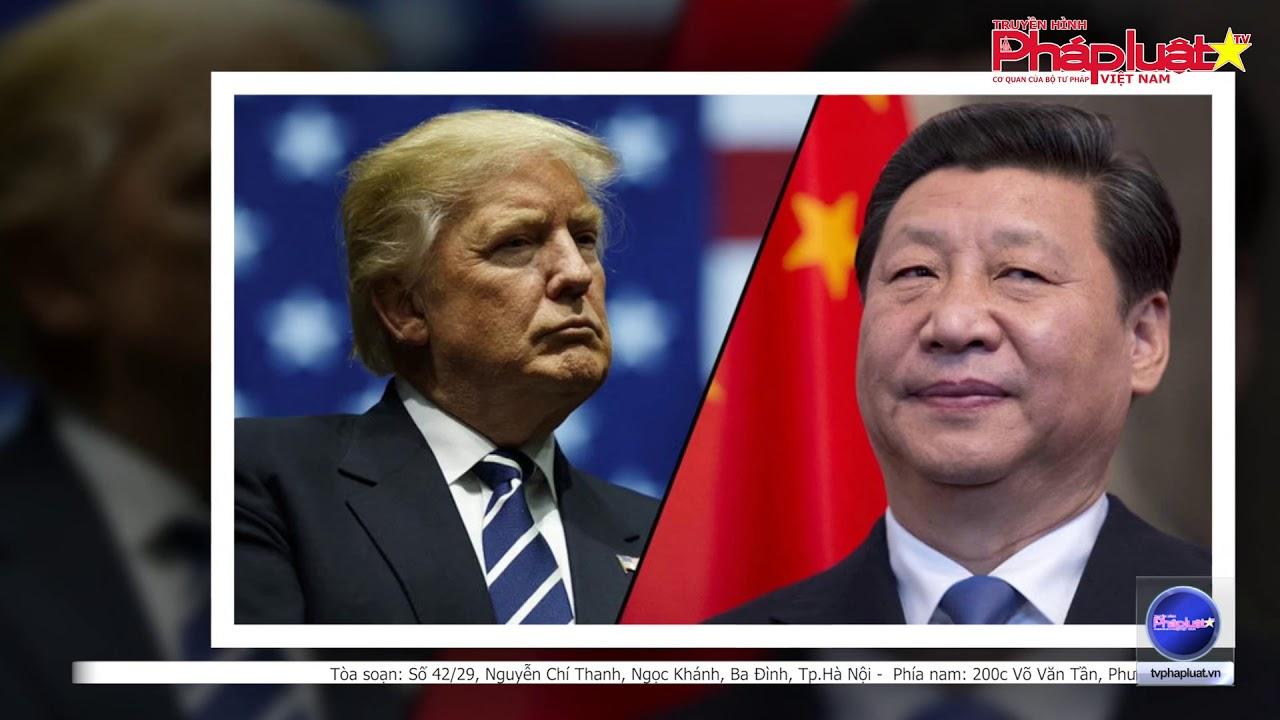 Ông Trump ra lệnh rút hết tiền khỏi công ty dính líu quân đội Trung Quốc |  Tin Thế Giới - YouTube
