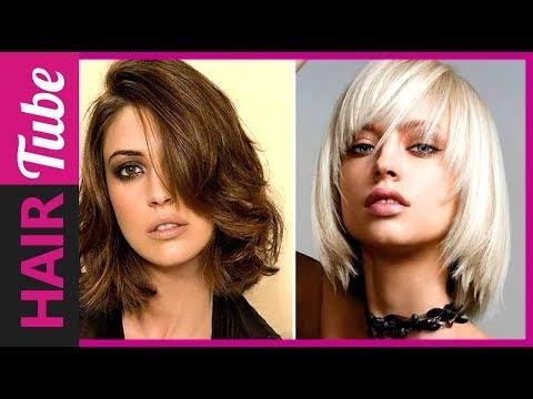 🔴 ТОНКИЕ ВОЛОСЫ: КРАСИВЫЕ СТРИЖКИ  ★ Women Beauty Club