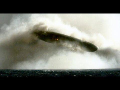 NAJVEĆA TAJNA 3: Arktička NLO flota,čija je ovo tehnologija??!