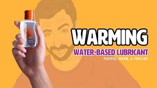 ASTROGLIDE Warming Liquid