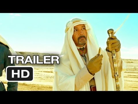 Day Of The Falcon Official US Release Trailer #1 (2013) - Antonio Banderas Movie HD