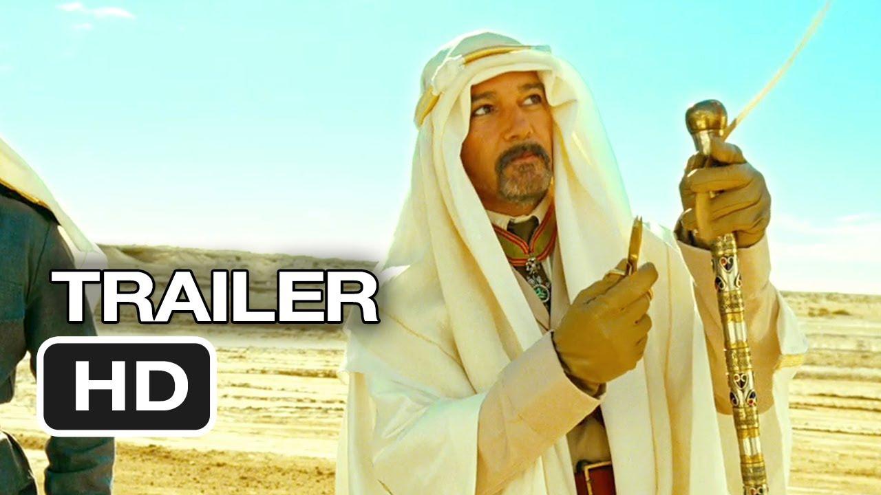 Download Day Of The Falcon Official US Release Trailer #1 (2013) - Antonio Banderas Movie HD