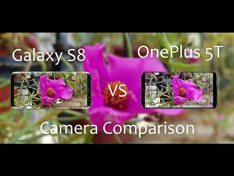 OnePlus 5T Vs Samsung Galaxy S8 Camera Comparison
