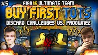 FIFA 15 - BUY FIRST TOTS (Special) Discard Challenges vs. Proownez! #5 - CONTROLLER-ZERSTÖRUNG!(Hier geht's zu Proownez: http://bit.ly/1FpdieG ✘ Günstige FIFA 15 Coins ▻ http://bit.ly/1Dx0ROC ✘ Schnelle PSN & Xbox Cards ▻ http://bit.ly/MSPSN ▽ Kontakt, ..., 2015-06-11T18:01:38.000Z)