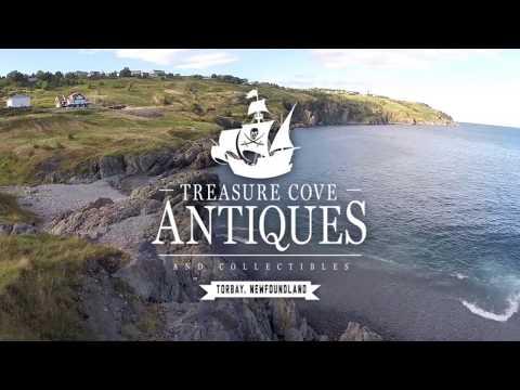 Treasure Cove Antiques, Torbay, Newfoundland, Canada