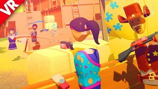 A kind of Roblox in virtual reality! | RecRoom