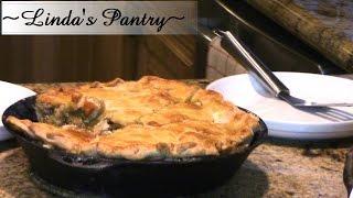 ~fantastic Turkey Pot Pie With Linda's Pantry~