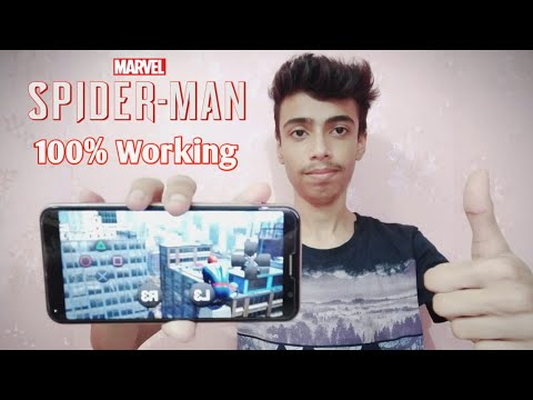 How To Play Marvel Spiderman On Android/ios Full Game