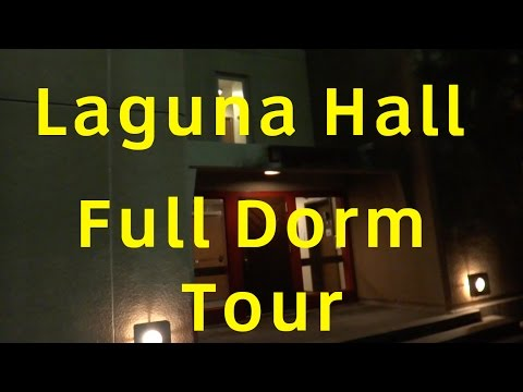 Full Dorm Tour: Laguna Hall @ the University of New Mexico Main Campus