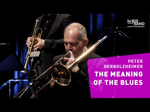 "Herbolzheimer: ""THE MEANING OF THE BLUES""   Frankfurt Radio Big Band   Jazz   Funk"