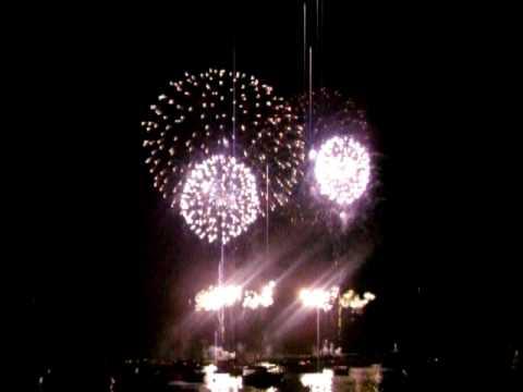 Venetian night chicago 2009fireworks