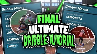 THE LAST DRIBBLEGOD TUTORIAL FOR NBA2K18! ALL THE BEST DRIBBLE MOVES AFTER ALL PATCHES EXPLAINED!
