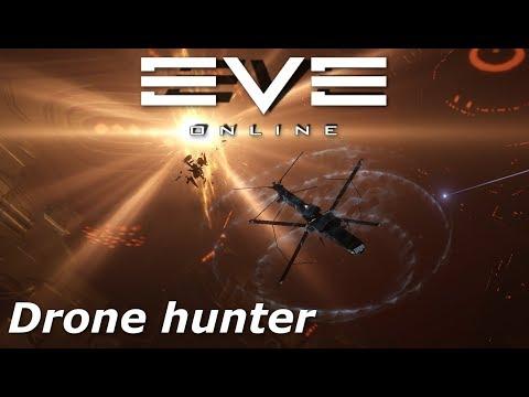 EVE Online - hunting drones in Dital