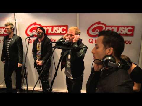 Backstreet Boys - Show 'em What You're Made Of // live @ Q-music
