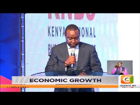 Kenya's Economy grew by 6.3% in 2018