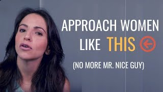 """How To STOP Being Labelled As """"Nice"""" By Women: Primal Brain Trigger Technique (2019)"""