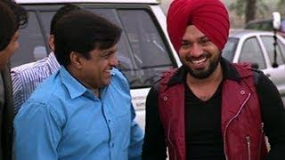 vuclip Gurpreet Ghuggi meets his childhood friend - Khushiyaan