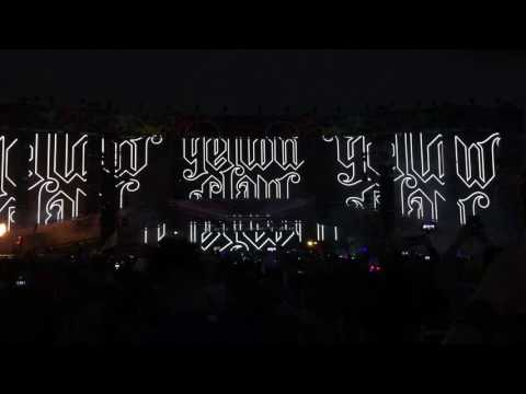 Yellow Claw EDC NYC 2016 Opening Song