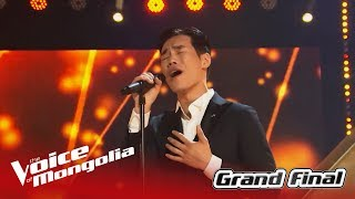 usukhbayar   you raise me up final the voice of mongolia 2018