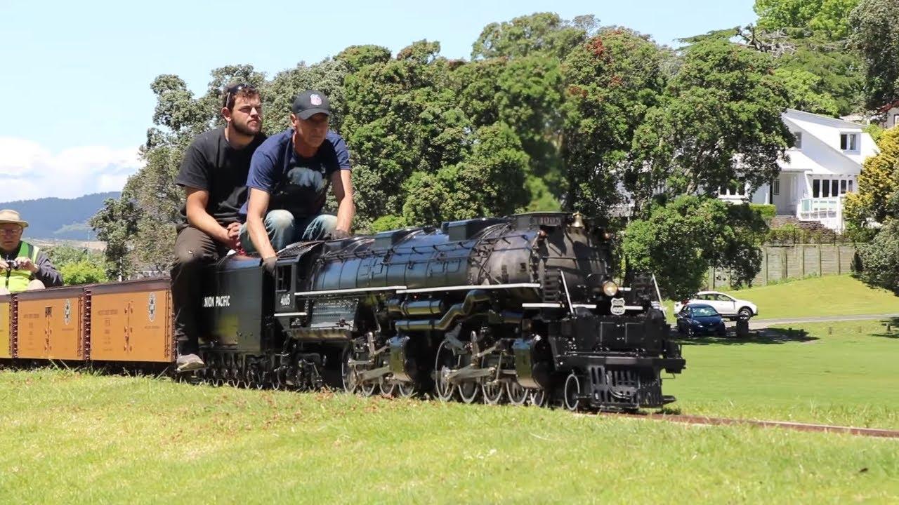New Zealand Miniature Steam | Part One