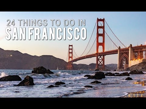 CUMBIA DE HOY - 24 THINGS TO DO IN SAN FRANCISCO