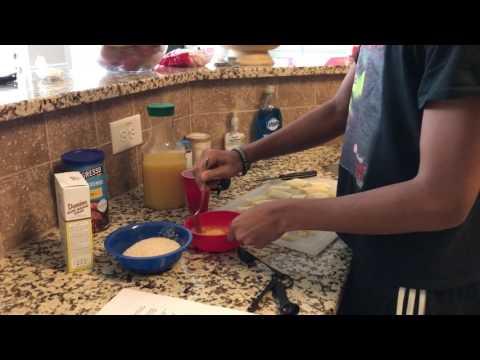 Gabon Food Project