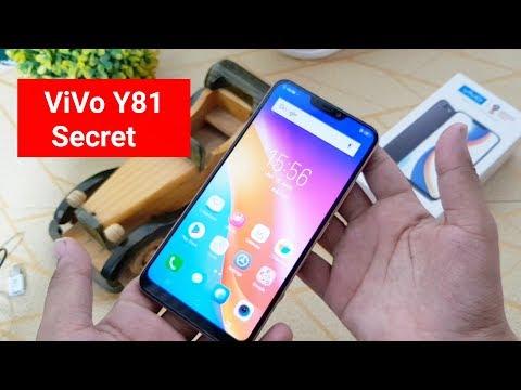 Vivo Y81 SECRET