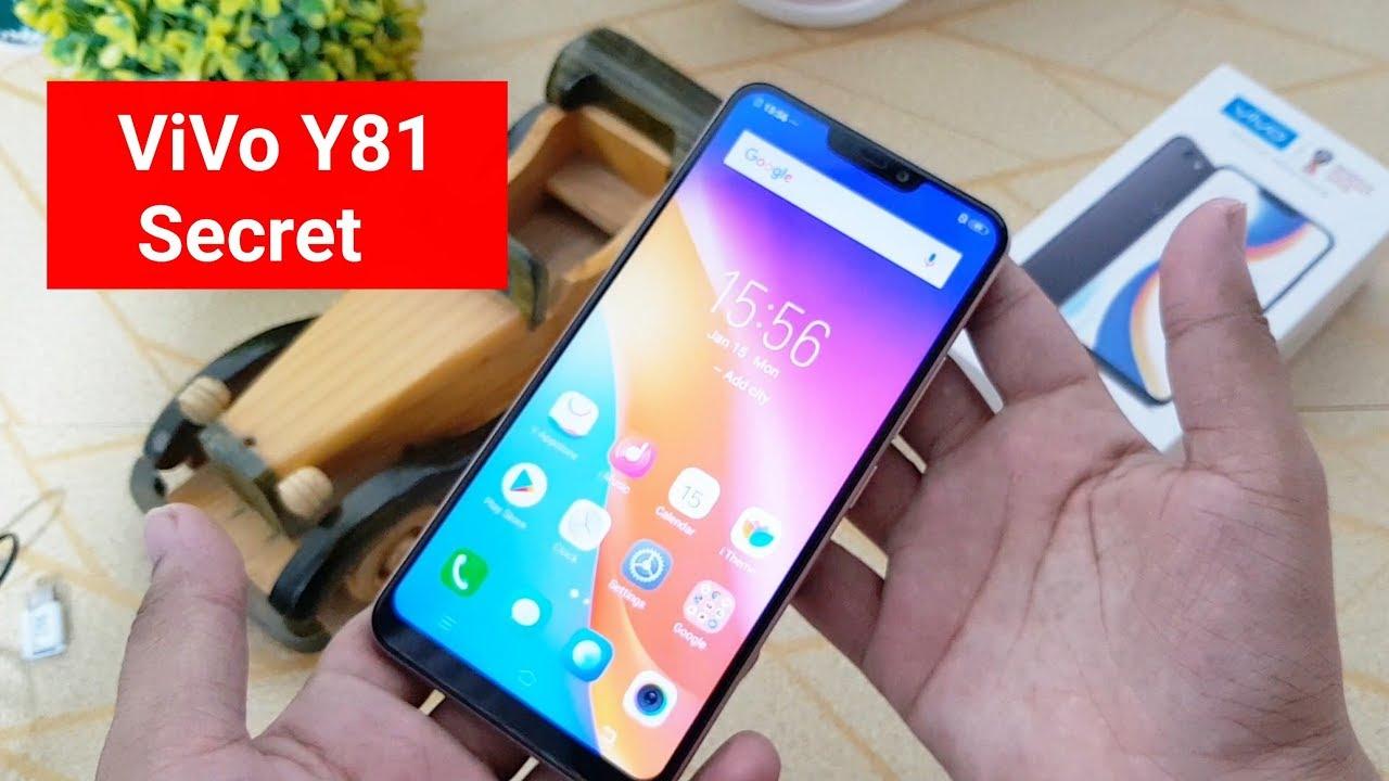 Vivo Y81 Secret Vivo Y81 Tips Tricks Best Features Youtube