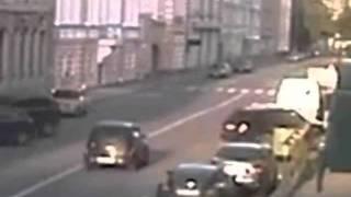 Авария Nissan GT-R на Садовнической - 1