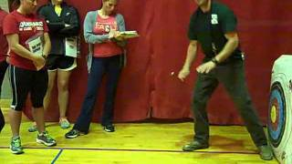 archery nasp intro bow string workshop part i