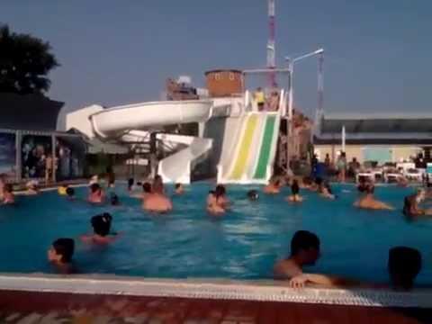 """Аквапарк """"Семь озер"""" г. Гулькевичи"""