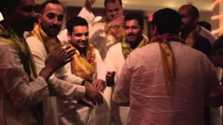 Funny Pakistani Wedding Entrance - Faraz Mehndi