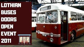 Lothian Buses Open Day 2011 - Blue Orca Digital